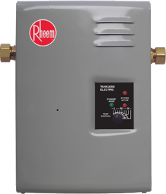 Rte 9 Tankless Electric Water Heater
