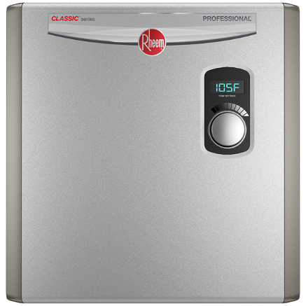Rheem Rtex 24 Professional Classic Electric Tankless Water